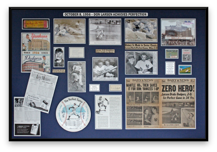 October 8, 1956 Don Larsen Achieves Perfection
